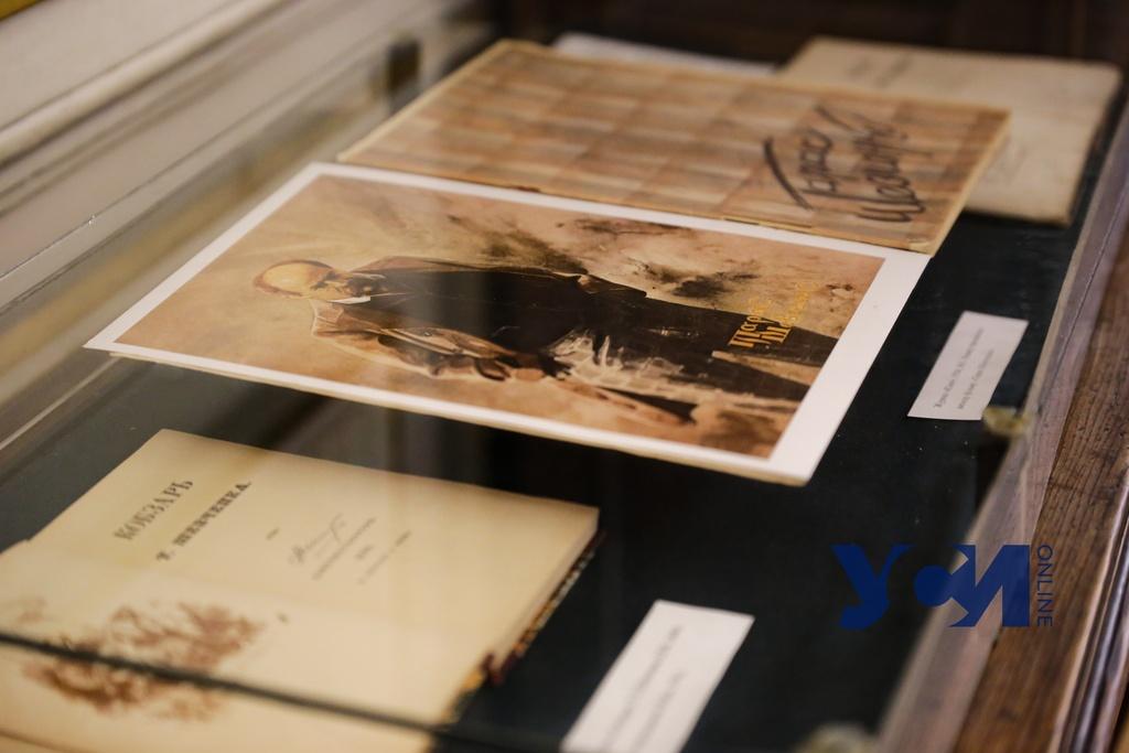 История немой киноленты и строки Кобзаря: в Одессе открылась необычная выставка (фото, видео) «фото»