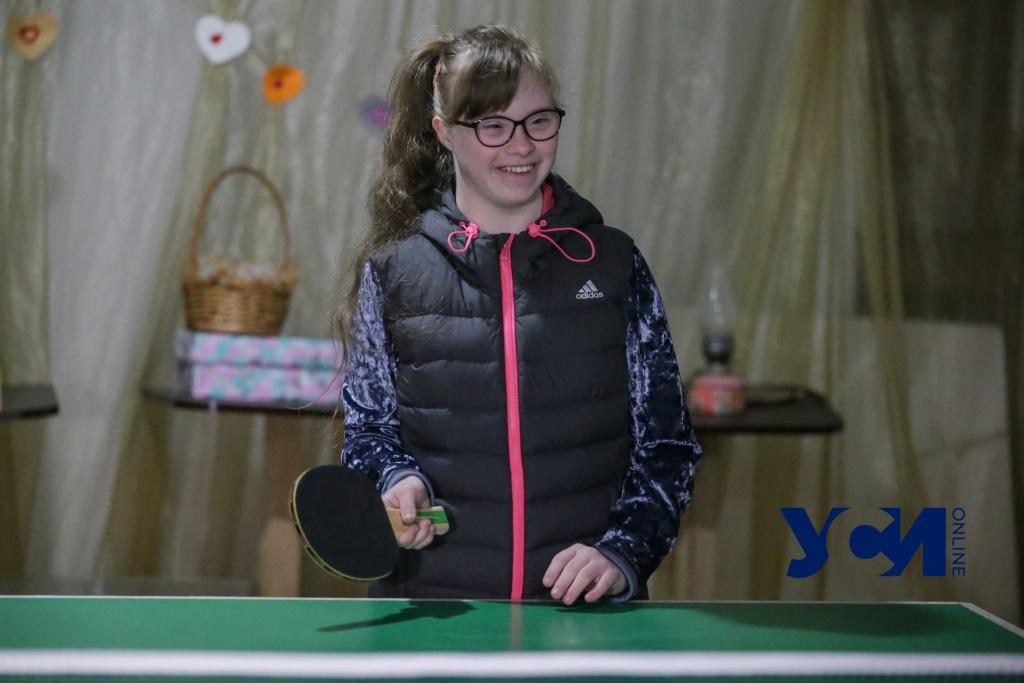 В Одессе провели первый турнир по теннису для особенной молодежи (фото, аудио) «фото»