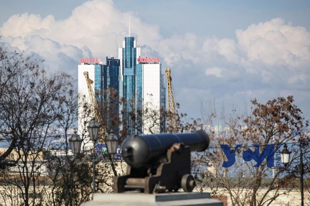 Среда в Одессе будет облачной и с осадками «фото»