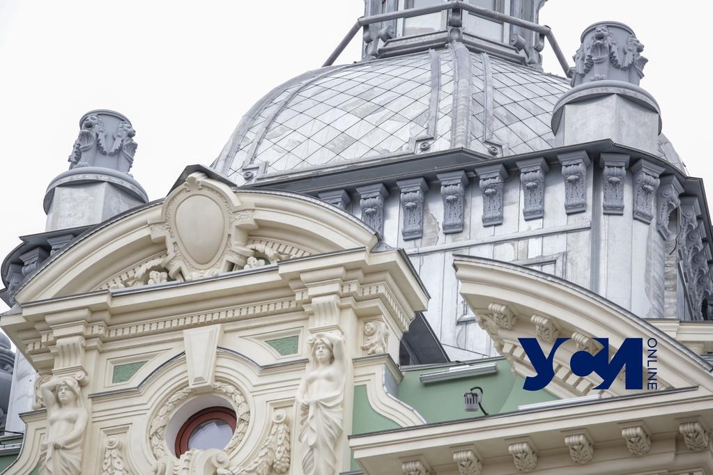 Дом Руссова сегодня: после зимы здание покрылось трещинами (фото) «фото»