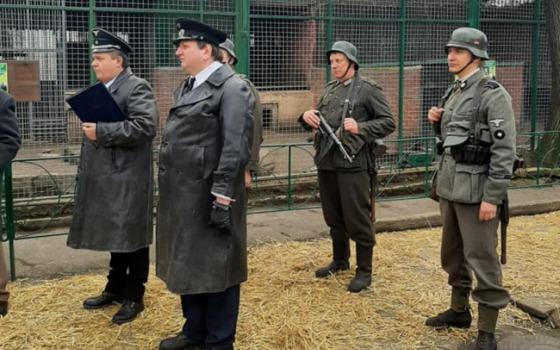 «Улыбка львицы»: создателю Одесского зоопарка посвятят фильм (фото) «фото»
