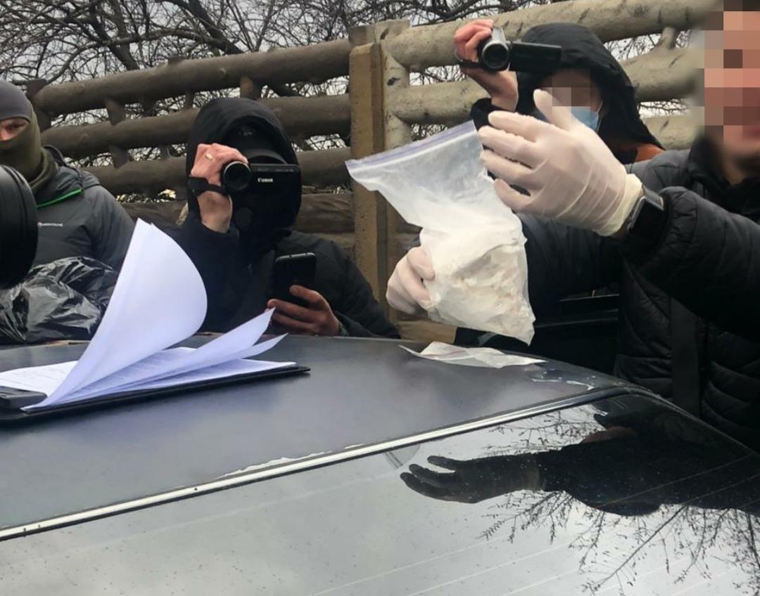 Пограничников Подольского погранотряда задержали с амфетамином (фото) «фото»