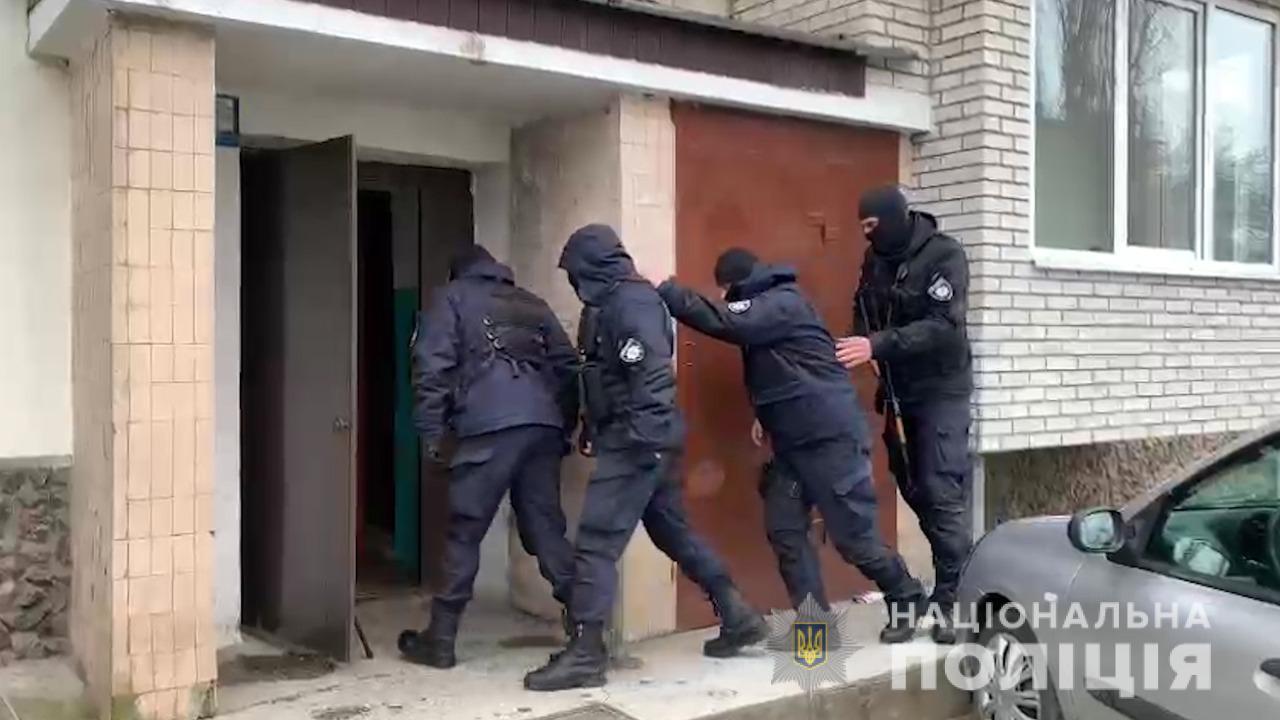 В Измаиле задержали бандитов, ограбивших и избивших жену моряка (фото, видео) «фото»