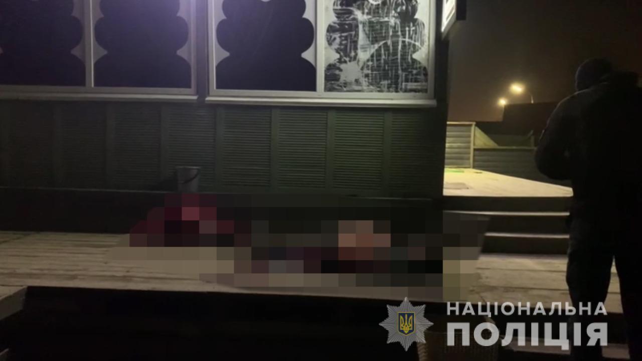 Под Одессой иностранец убил земляка за старые обиды (фото, видео) «фото»