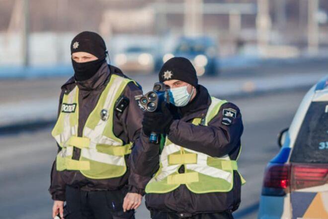В Одесской области патрульные с радарами будут работать на 7 участках «фото»