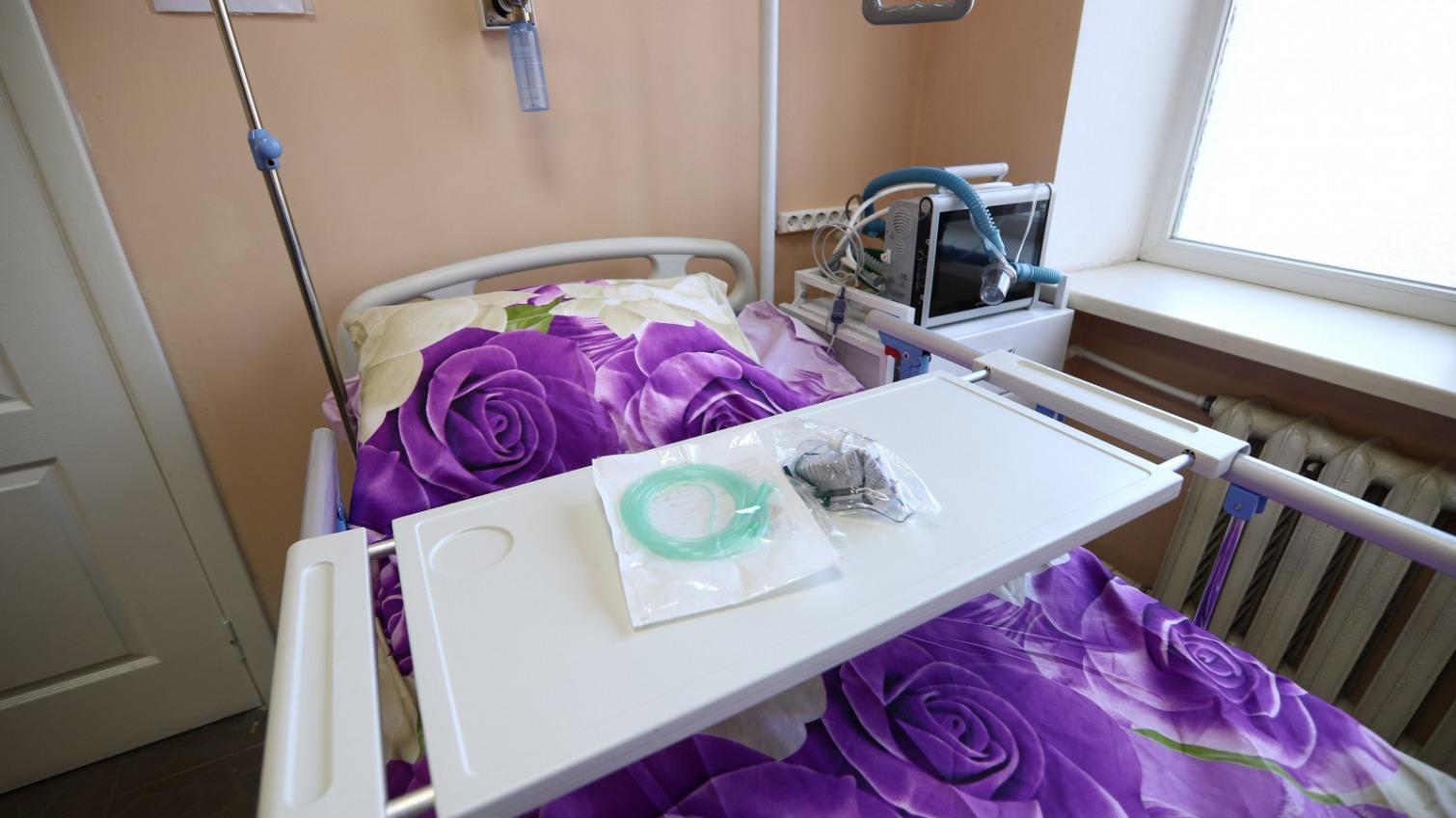 В Одессе развернули еще 120 койко-мест для больных COVID-19 (фото) «фото»