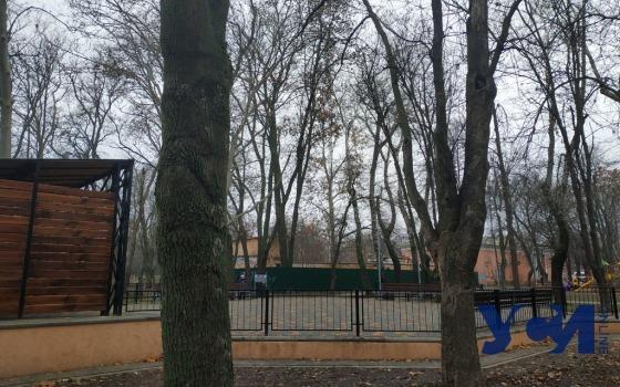 Благоустройство сквера возле «Вымпела» подорожало еще на 1,5 млн «фото»