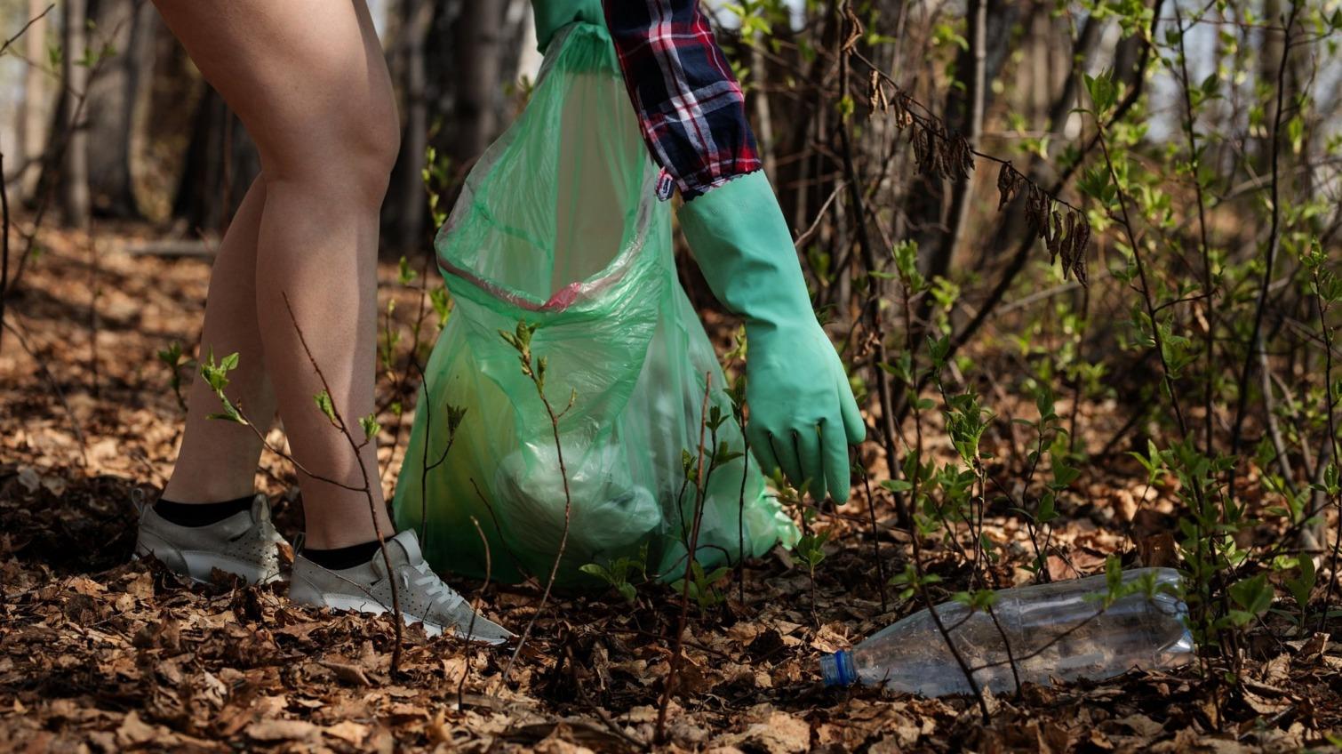 Одесситов приглашают на социальный эко-забег – участники соберут пластик на склонах «фото»
