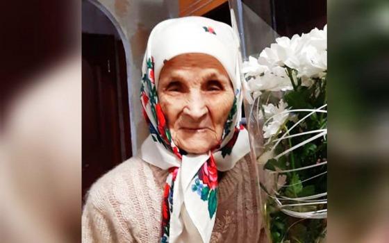 Одесситка отметила 101-й день рождения «фото»