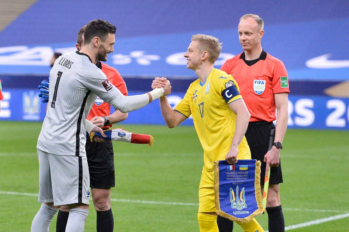 Воспитанники одесского футбола сыграли за сборные Украины (фото) «фото»