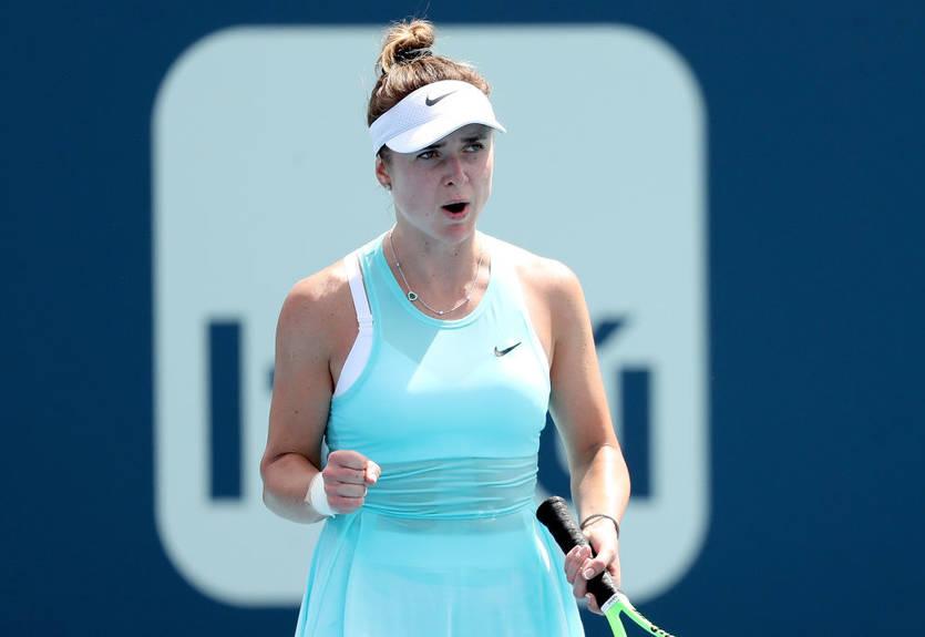 Одесская теннисистка победила соперницу из России «фото»