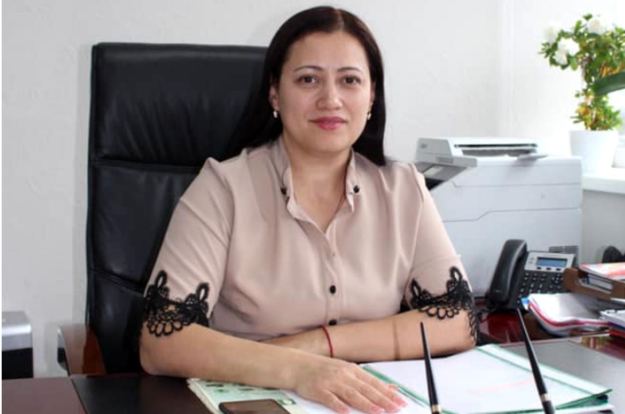 Абрамова уволилась из Черноморской мэрии «фото»