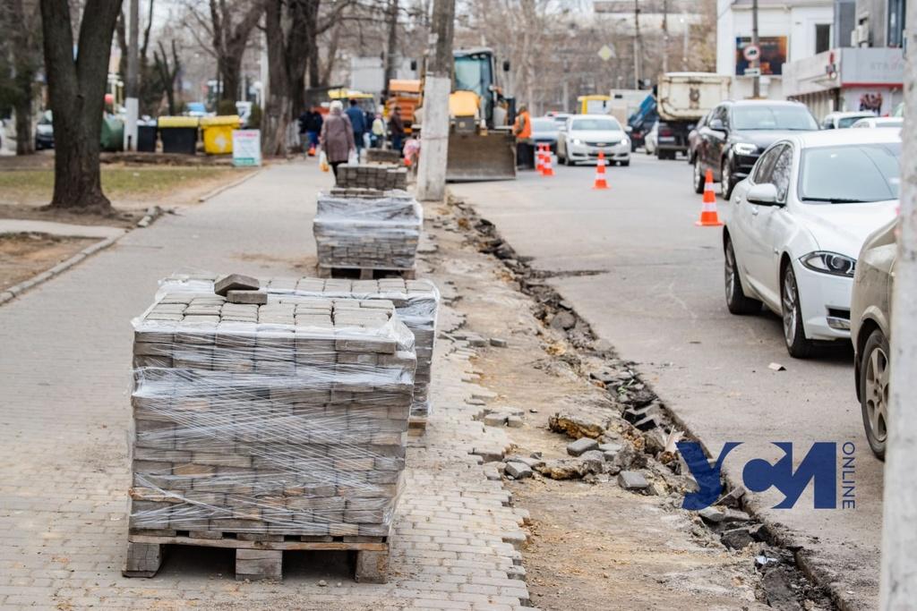 В Одессе начали масштабный ремонт улицы Черняховского за 40 миллионов: как идут работы (фото) «фото»