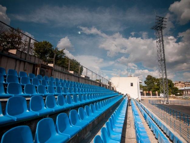 В Одессе планируют реконструкцию стадиона «Спартак» «фото»
