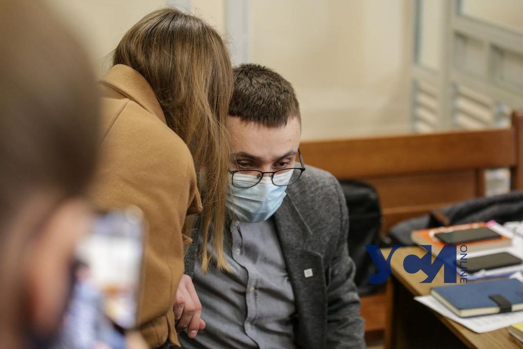 Дело Стерненко: судьи не меняются, а активист остается в СИЗО (фото) «фото»