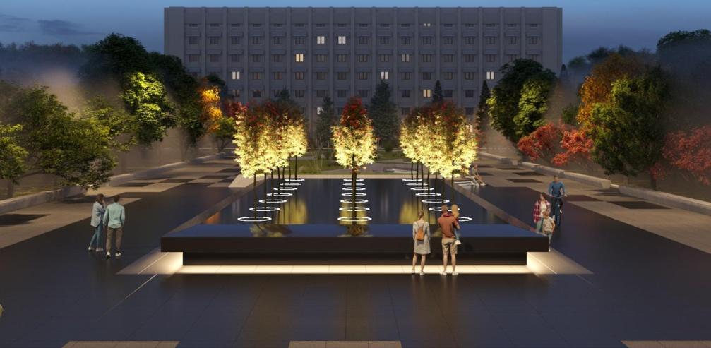 Три мемориала: в Одессе рассказали, как преобразится площадь перед ОГА (фото) «фото»
