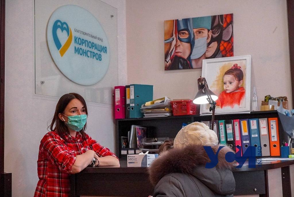 Одесские волонтеры переходят в «закрытый режим», но продолжают помогать «фото»