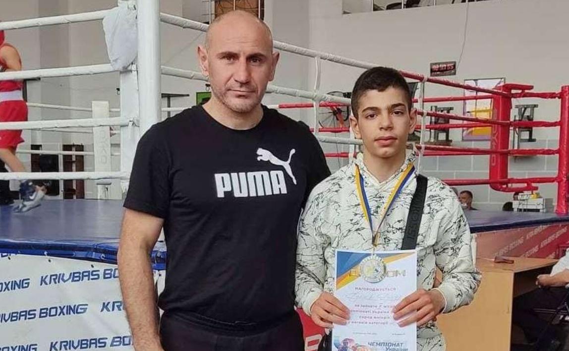 Юный одесский боксер завоевал «бронзу» на чемпионате Украины «фото»
