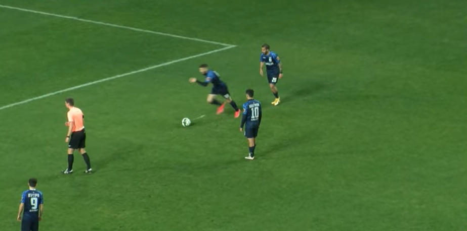 «Черноморец» играет вничью с «Оболонью», но сохраняет лидерство в Первой лиге (видео) «фото»