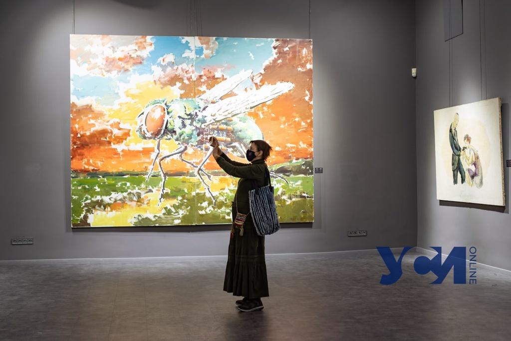 Главные художники независимости: в Одесском худмузее открылась выставка «РЕПОСТ» (фото) «фото»