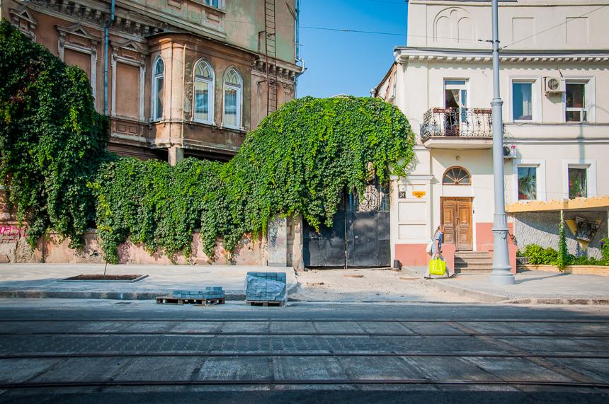 Выделенную трамвайную линию на Преображенской могут сделать только через 12 лет «фото»