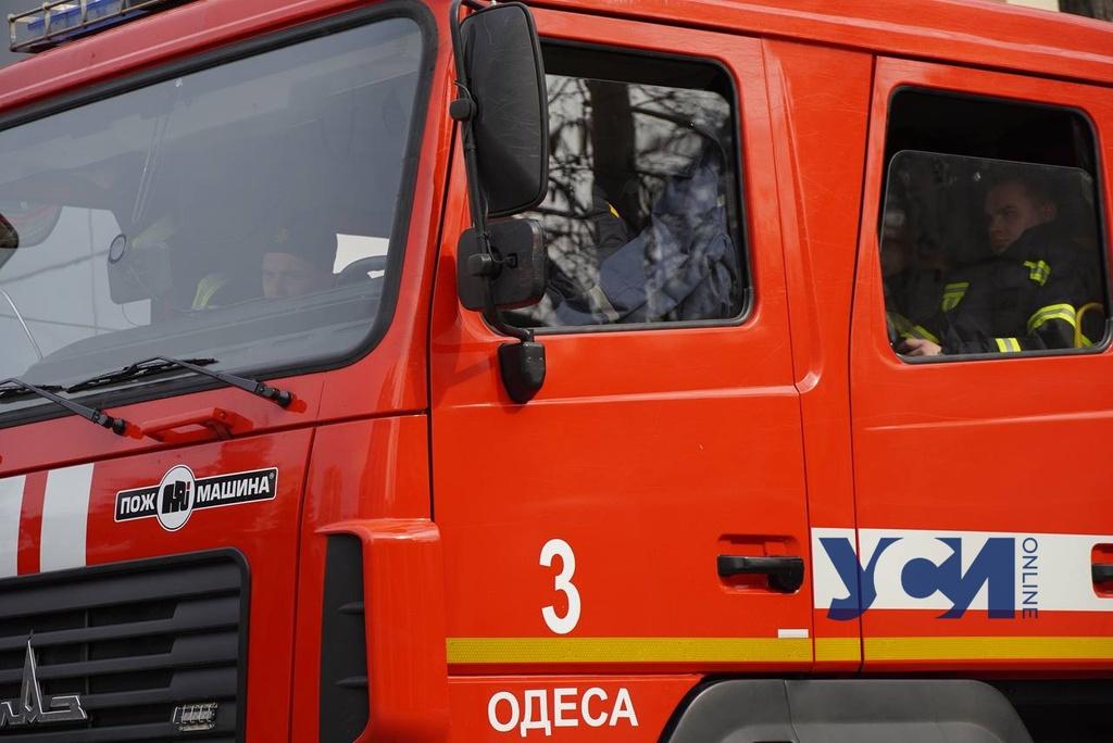 Во время пожара в Одесской области пострадали двое мужчин (фото) «фото»