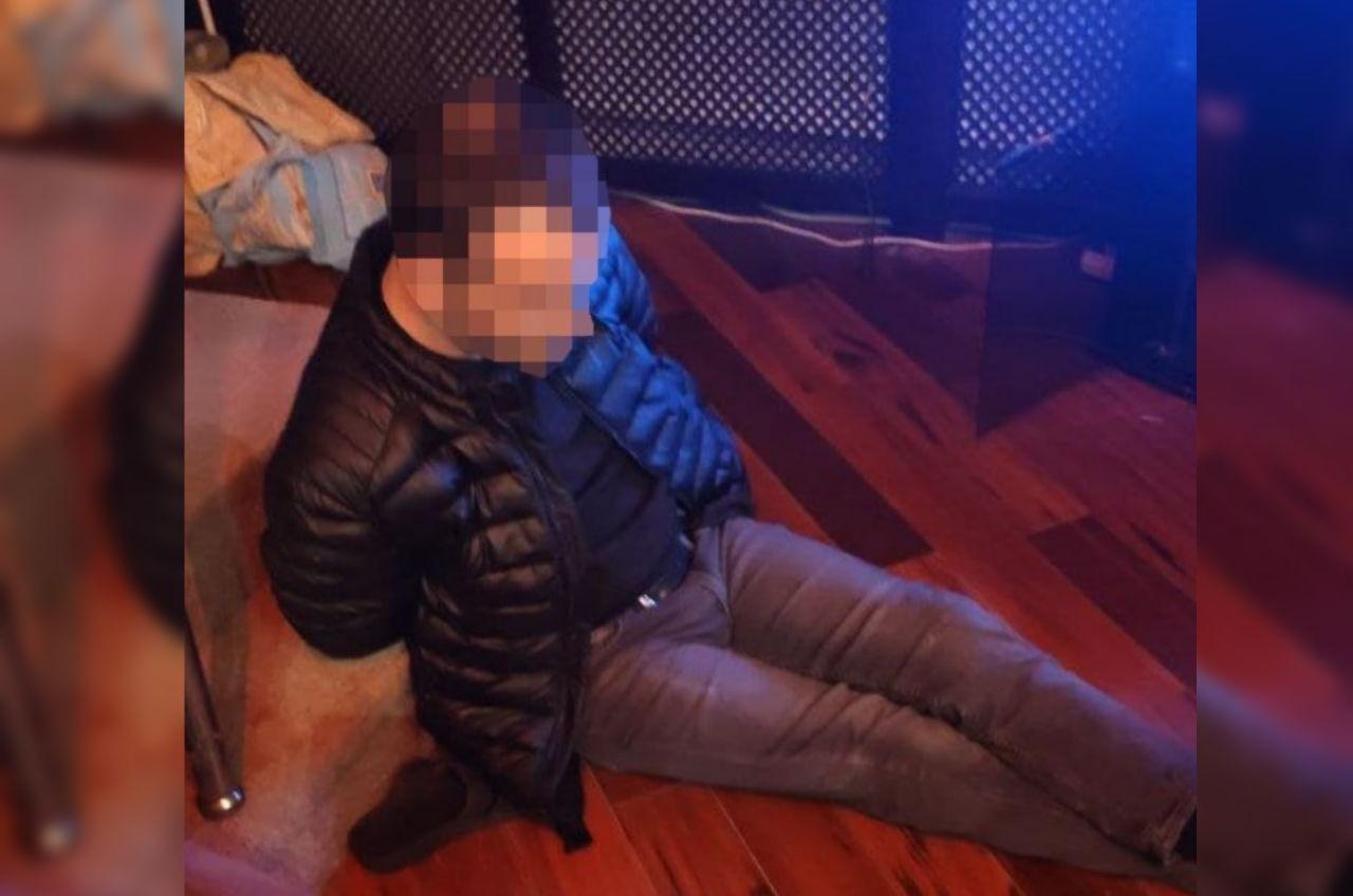 В хостеле на Бунина предотвратили вооруженное ограбление (фото) «фото»