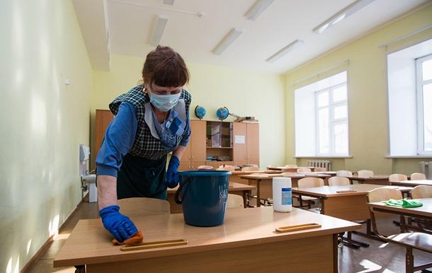 Не везде в одесских школах соблюдают меры карантина – центр Минздрава «фото»