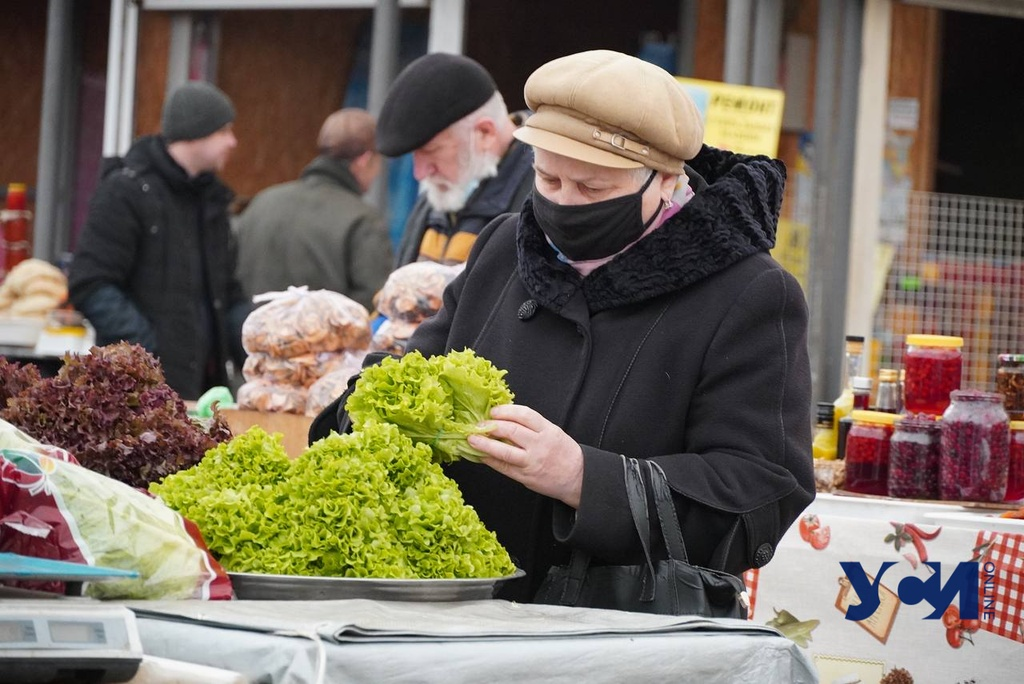 Что почем: весенние цены на одесских рынках (фото) «фото»