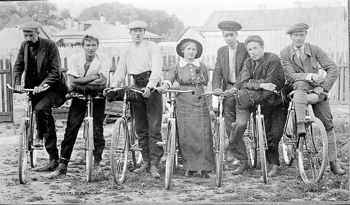 История зарождения велосипедного движения в Одессе (фото) «фото»