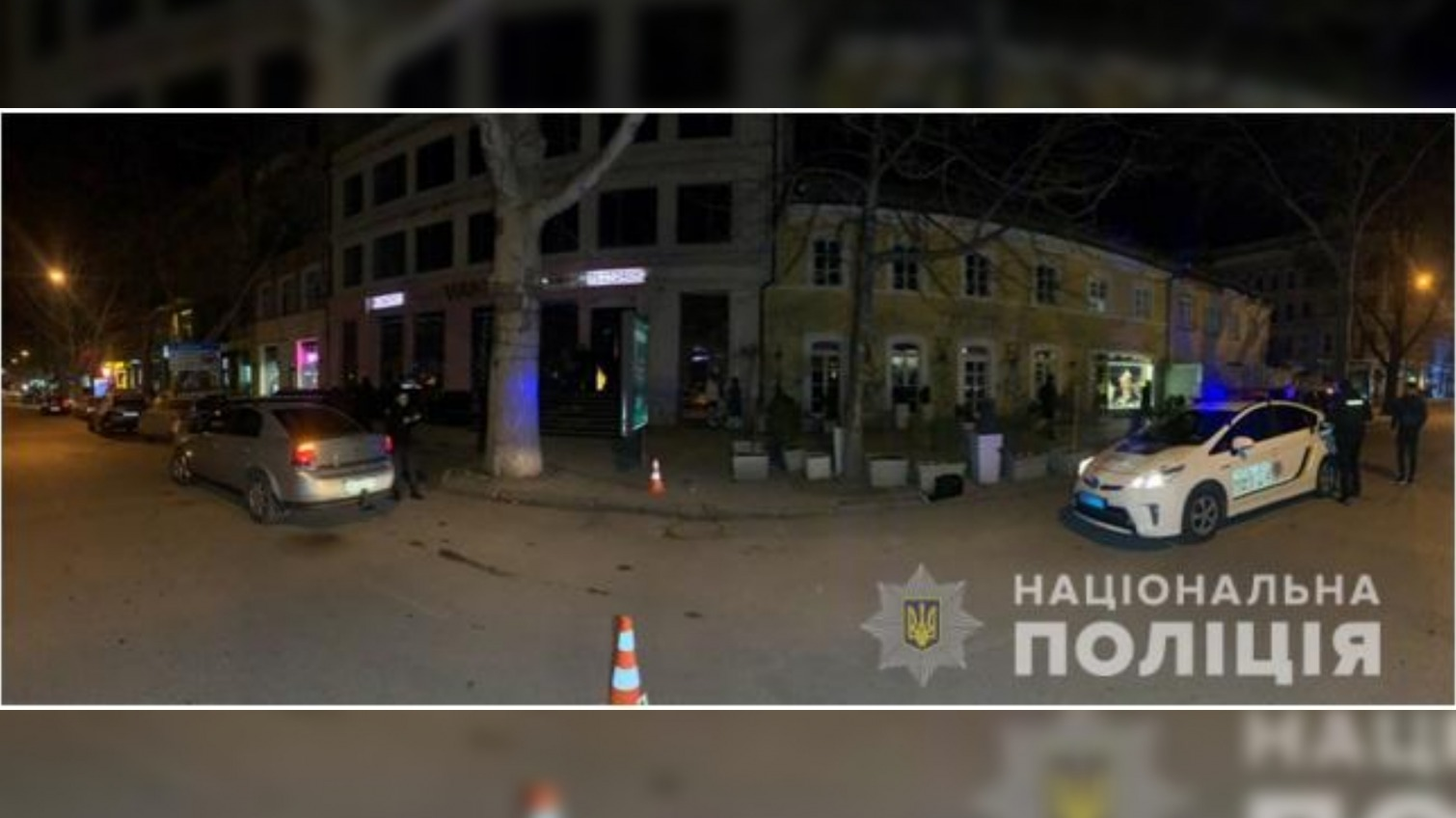 В центре Одессы мужчина стрелял в толпу из травмата (фото) «фото»
