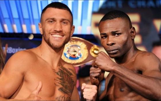 Новым противником Ломаченко может стать американский боксер Хейни «фото»