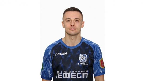 «Черноморец» укрепляется атакующим полузащитником, команде играть в пятницу «фото»
