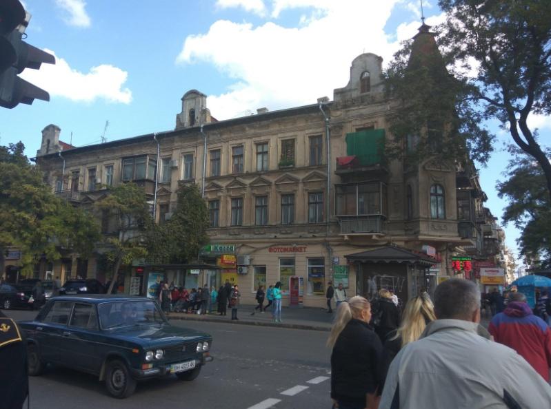 Проект ремонта аварийного дома-памятника на Пантелеймоновской обойдется в 1,4 миллиона «фото»