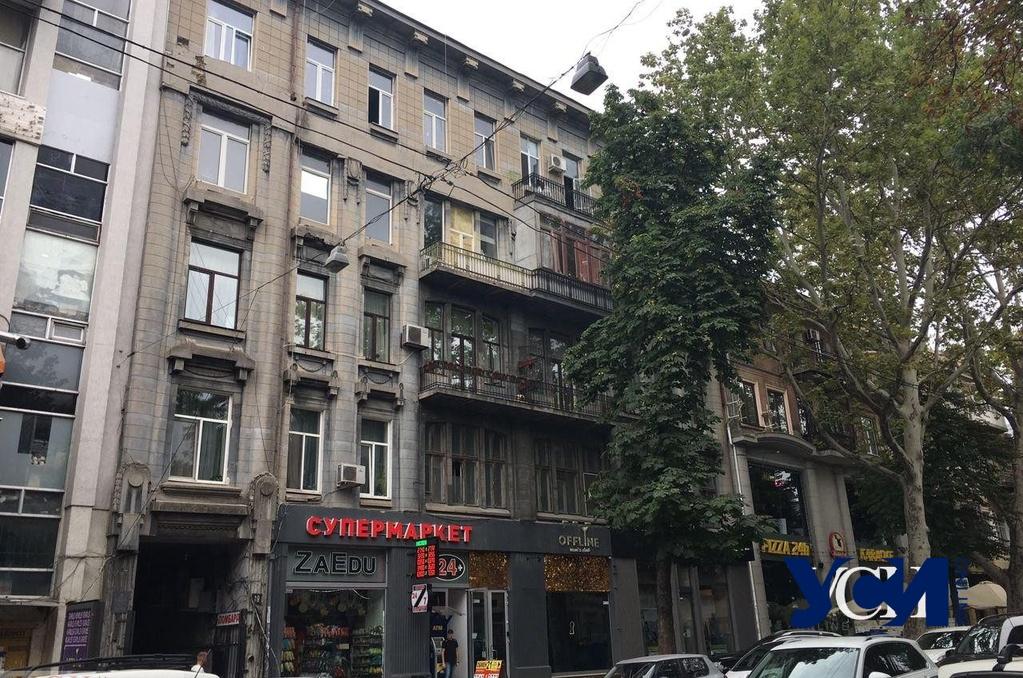 В доме Севастопуло реконструируют фасад, а на Люстдорфской дороге построят бизнес-центр (фото) «фото»