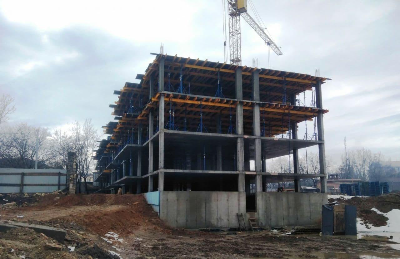 ЖК «Акварель-7» на Слободской строится незаконно, – мэрия (фото) «фото»