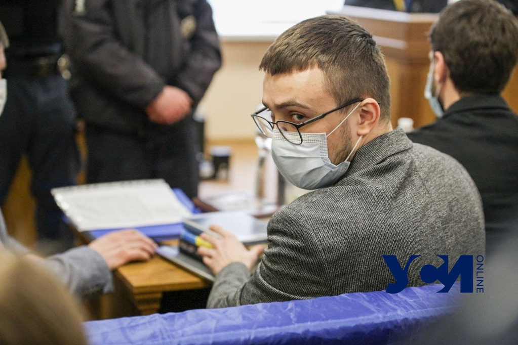 В деле Стерненко снова попытались сменить судью (фото) «фото»