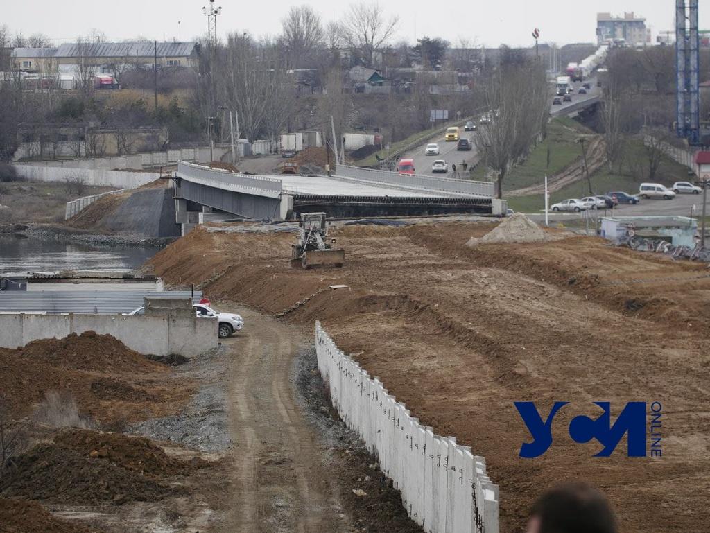 Строительство «золотого моста» через Сухой лиман требует еще 48 миллионов (фото) «фото»