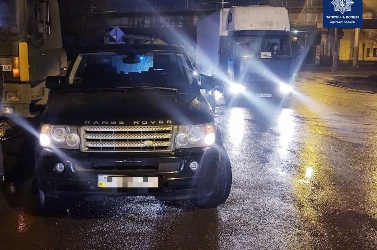 На Овидиопольской дороге сбили женщину (фото) «фото»