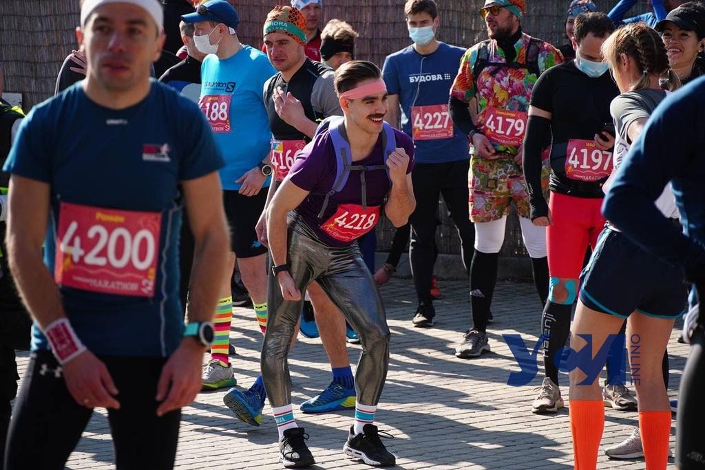 Самопревосхождение: в Одессе проходит марафон (фото, видео) «фото»