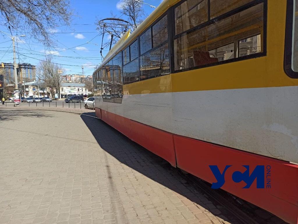 В апреле могут возобновить работу трамвая №18 в Одессе (фото) «фото»