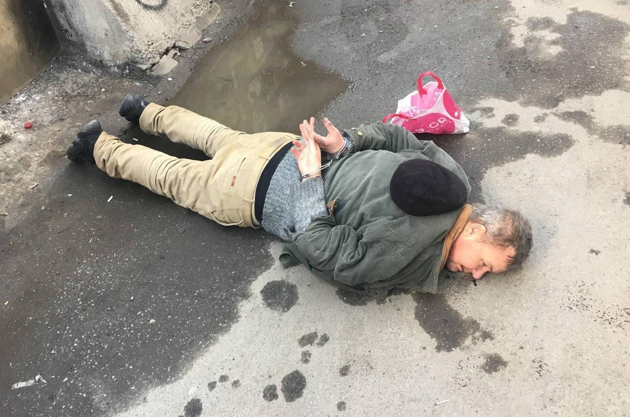 На Пушкинской сын напал на мать: ее нашли в крови «фото»
