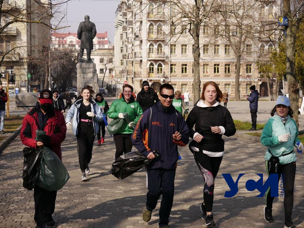 На Трассе здоровья проходит эко-забег (фото, аудио) «фото»