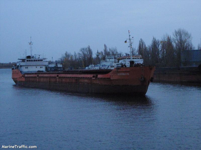 В Черном море затонул сухогруз с украинцами на борту (Обновляется) «фото»