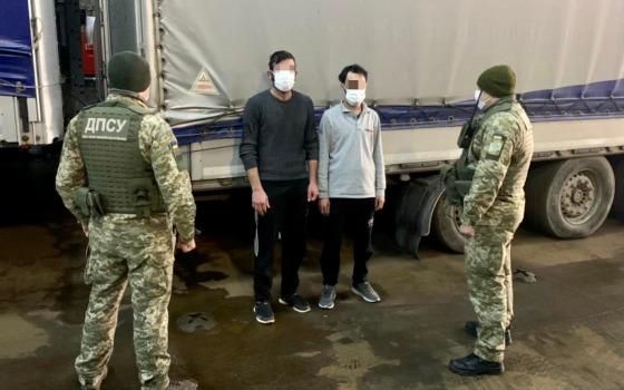 В Черноморске на теплоходе задержали нелегалов «фото»