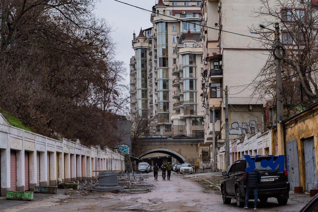 Ремонт Деволановского спуска: уже потратили 30 миллионов «фото»