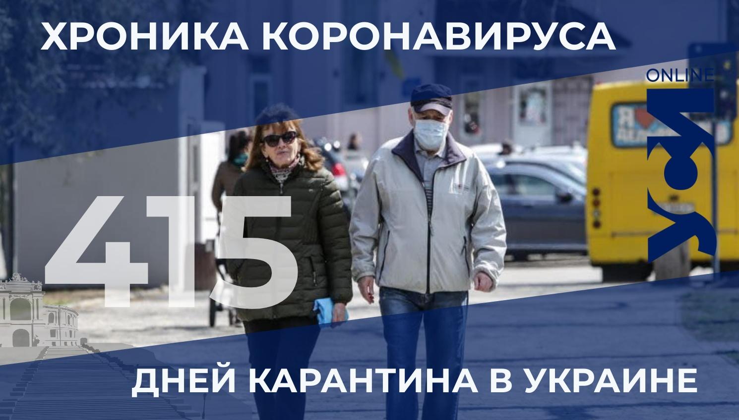 COVID-19: в Одесской области за сутки вакцинировали 2 677 человек «фото»
