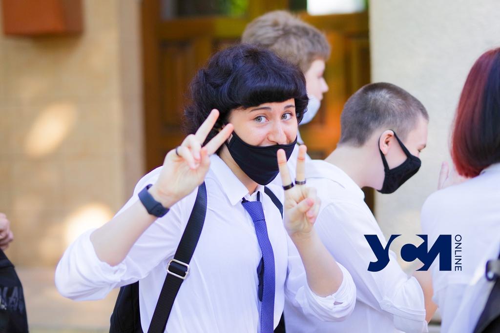С завтрашнего дня в школах Одессы будет смешанное обучение: очное и дистанционное (аудио) «фото»