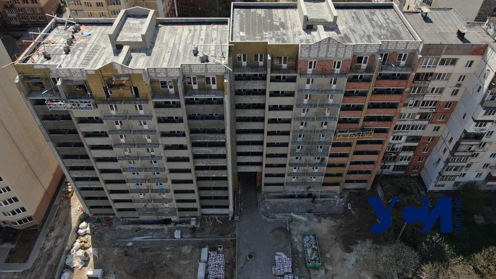 В мэрии запутались, сколько квартир в достроенном доме на Бочарова «фото»