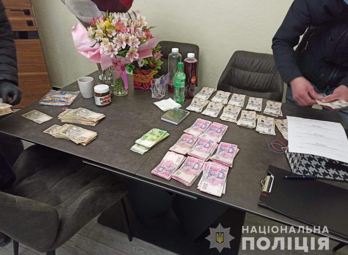 В Одессе разоблачили наркодельцов, снабжающих наркотиками заключенных (фото, видео) «фото»